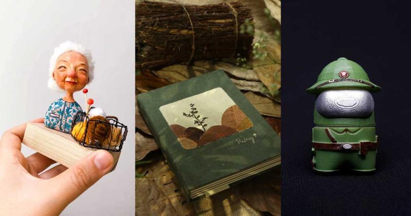 Nhắn gửi tâm tư với 13 tiệm quà lưu niệm thiết kế riêng made in VietNam