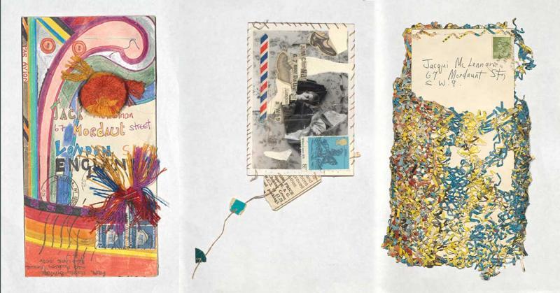 Mail Art - Nghệ thuật trong những bức thư tay