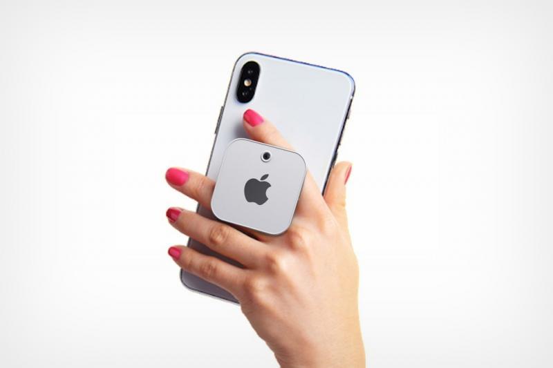 Phụ kiện Apple hô biến chiếc iPhone của bạn thành con chuột Magic Mouse Mini
