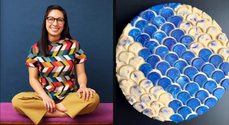 /sáng tạo lạ/ Nghề thiết kế bánh: Bạn sẽ là một chiếc bánh như thế nào khi được Lauren Ko nhào nặn?