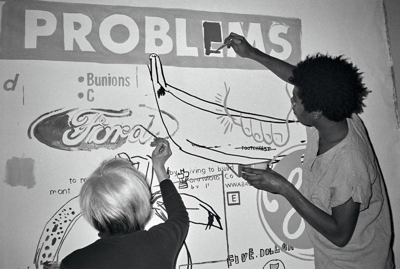 3 màn collab huyền thoại của các nghệ sĩ thị giác nổi tiếng