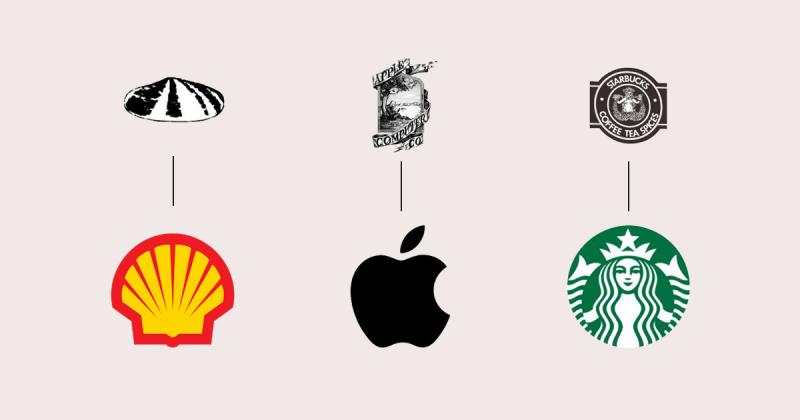 Câu chuyện tiến hóa của 3 logo nổi tiếng thế giới