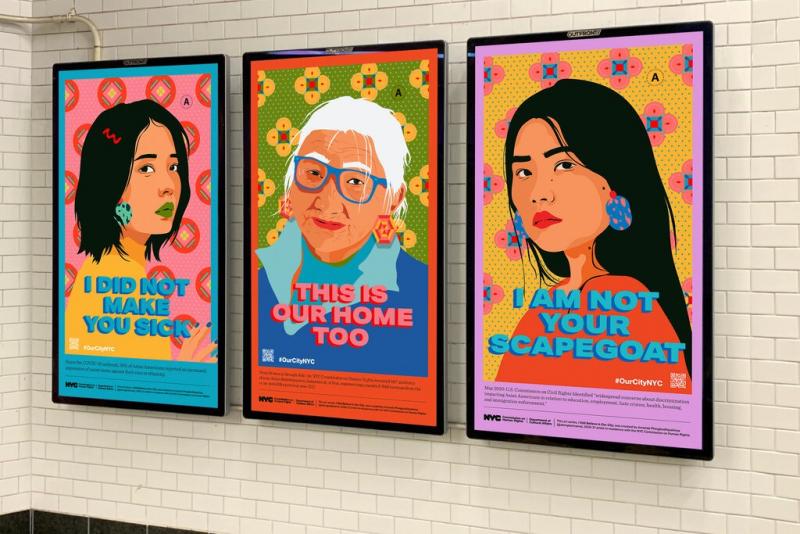 'I Still Believe in Our City': Chuỗi tác phẩm nghệ thuật đại chúng về phân biệt chủng tộc tại Brooklyn