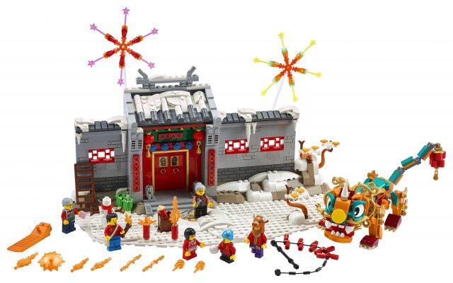 LEGO ra mắt bộ lắp ghép chủ đề Tết cổ truyền, lấy cảm hứng từ văn hóa Trung Hoa