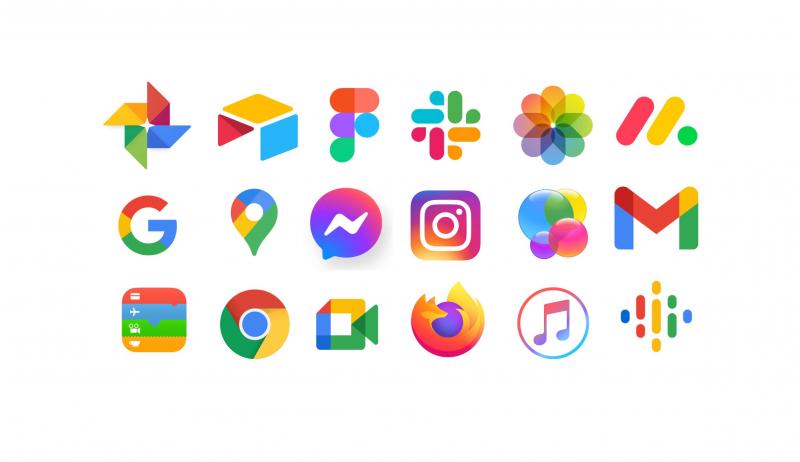 Liệu xu hướng thiết kế logo năm nay có đang quá đà?