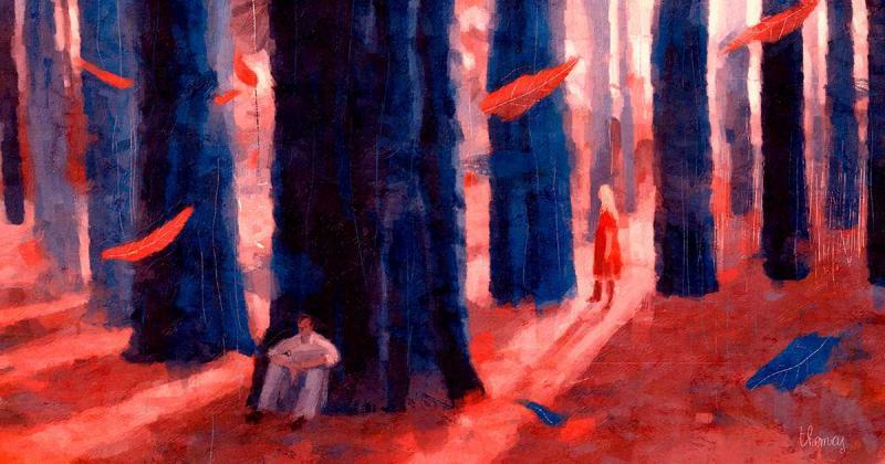 Những khung tranh truyện về con người và ký ức của hoạ sỹ Thomas Campi
