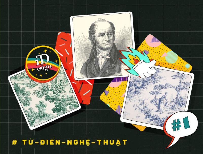 Toile de Jouy - Những tấm vải thể hiện thẩm mỹ và tay nghề thủ công đẳng cấp của Pháp qua những hoa văn