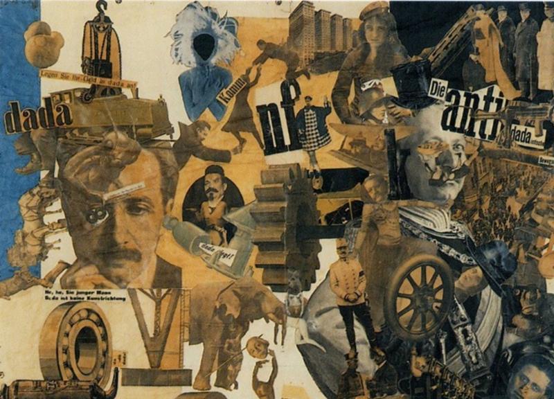 /viết một tay/ Dada: Nghệ Thuật Bước Ra Từ Hỗn Loạn