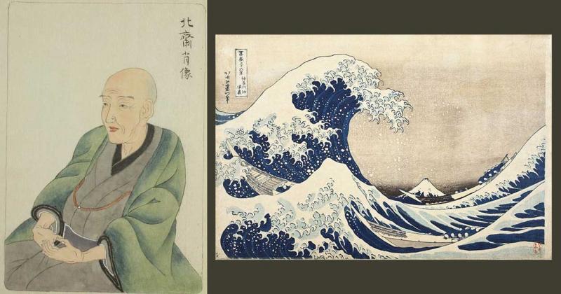 Katsushika Hokusai - Người đàn ông điên cuồng với hội họa, cha đẻ của kiệt tác 'The Great Wave off Kanagawa'