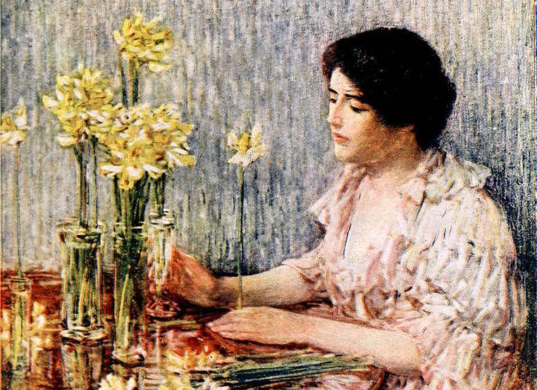 Jonquil, sắc vàng hoa trường thọ và những màu vàng được ưa chuộng trong lịch sử