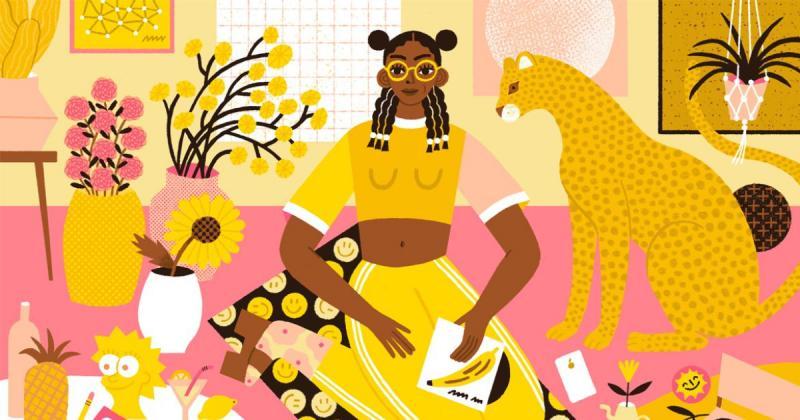 Vũ điệu của sắc màu: Từ Gam hồng Millennial đến Sắc vàng Gen Z