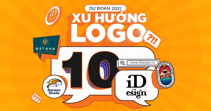 Dự đoán 10 xu hướng thiết kế logo sáng tạo cho năm 2021