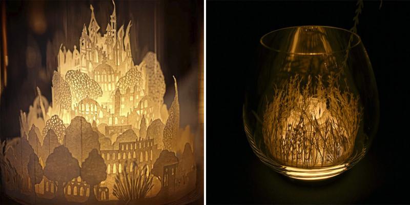 Đừng bỏ lỡ những tác phẩm nghệ thuật bằng giấy tuyệt đẹp này của Ayumi Shibata