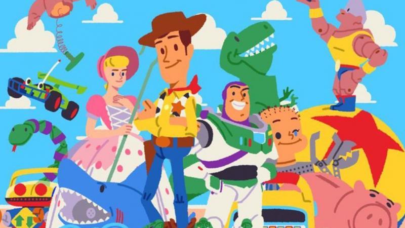 Kỷ niệm 25 năm Toy Story: Pixar tung ra những concept art ban đầu chưa từng thấy