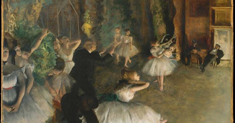 Sự thật bẽ bàng đằng sau những vũ công ba-lê trong các tác phẩm của Edgar Degas