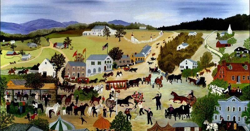 10 nghệ nhân thiên bẩm với Folk Art - Không ai quá già để bắt đầu với nghệ thuật
