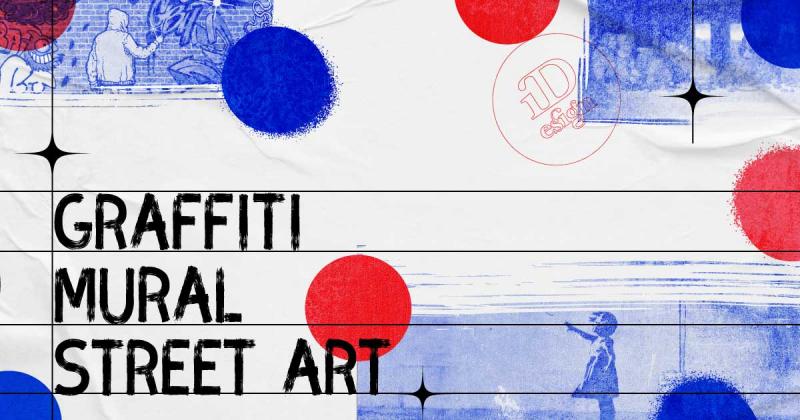 Graffiti, Mural và Street Art khác nhau như thế nào?