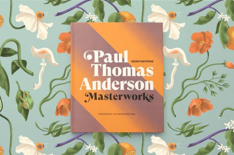 Sách tranh tôn vinh các tác phẩm của đạo diễn Paul Thomas Anderson