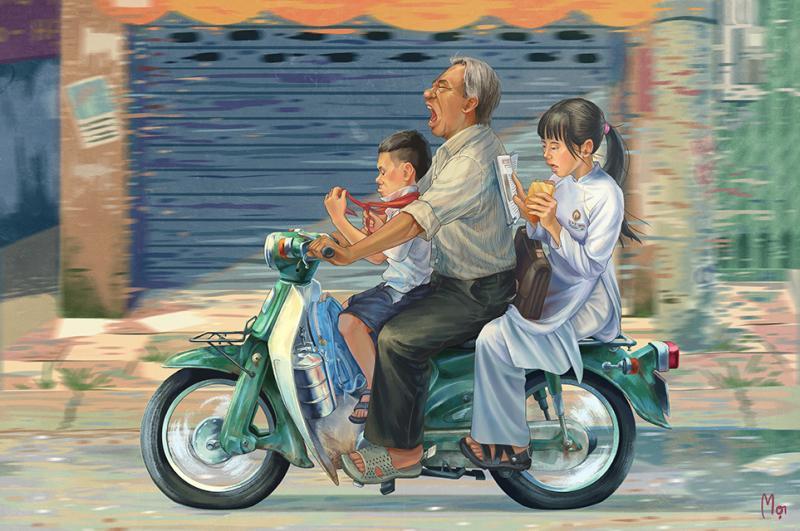 """Nguyễn Gia Lộc: """"Cứ làm hết lòng với đam mê thì cơ hội sẽ tới"""""""