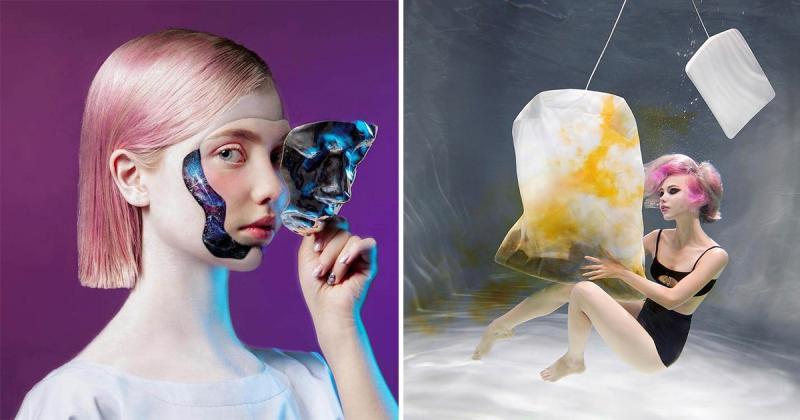 Những tác phẩm 'siêu thực' cực bắt mắt đã giúp Ellen Sheidlin trở thành hiện tượng Instagram