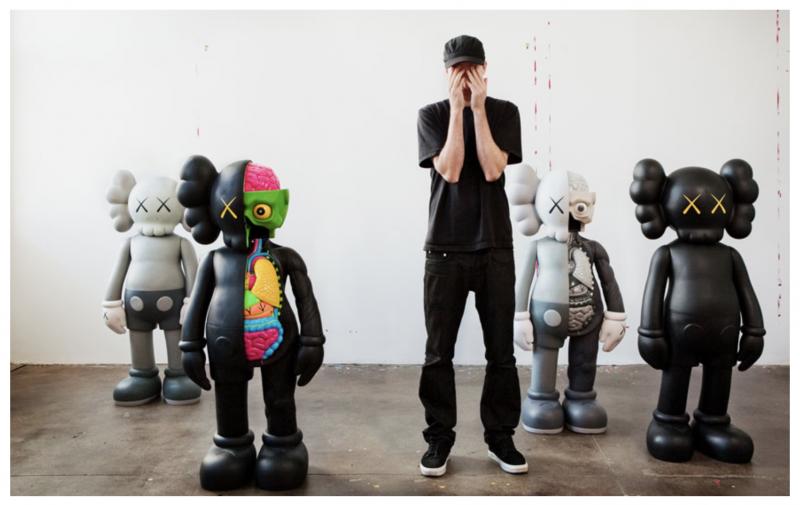 10 điều bạn nên biết về nghệ sĩ KAWS