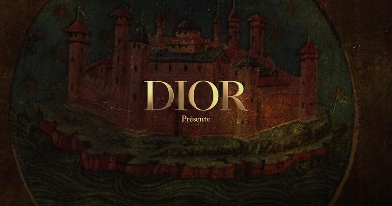 Hãng mốt Dior vẽ nên một vũ trụ tarot đầy huyền bí ma thuật