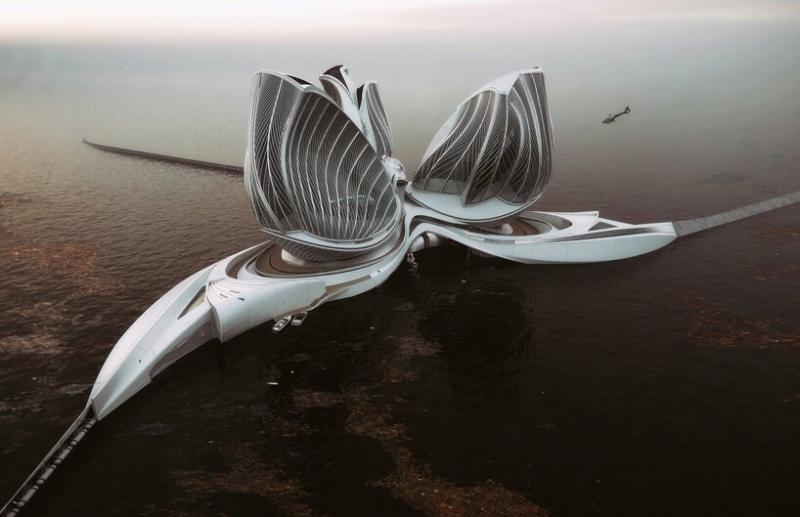 'Lục địa thứ 8' - Dự án độc đáo với mong muốn khôi phục lại hệ sinh thái vốn có của đại dương