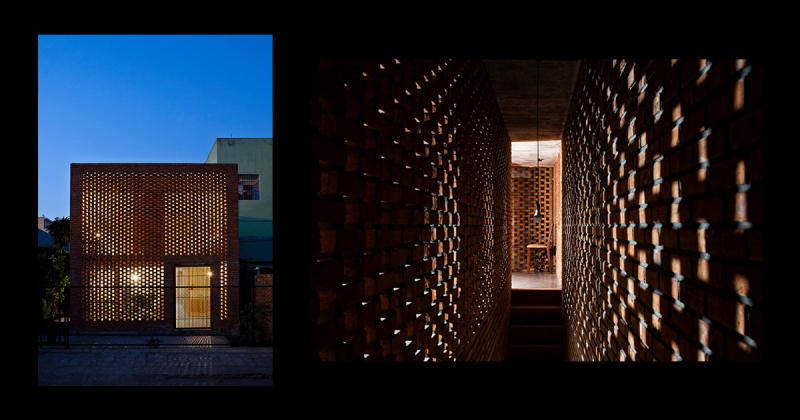 Termitary House - Ngôi nhà với phong cách 'tổ mối' tại TP.Đà Nẵng