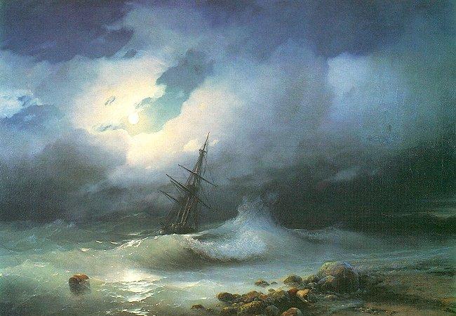 Khám phá những gợn sóng 'tả thực' đầy mê hoặc ẩn chứa trong các tác phẩm tranh cổ của thế kỷ 19