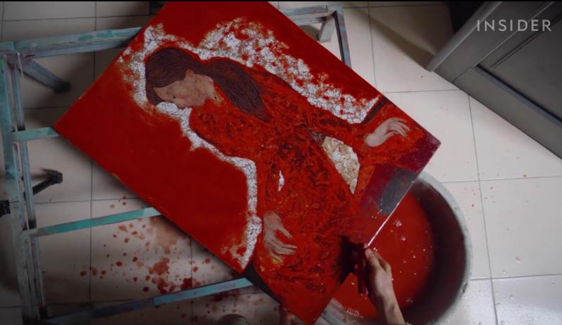Business Insider giới thiệu về sơn mài - hình thức nghệ thuật đắt giá của Việt Nam