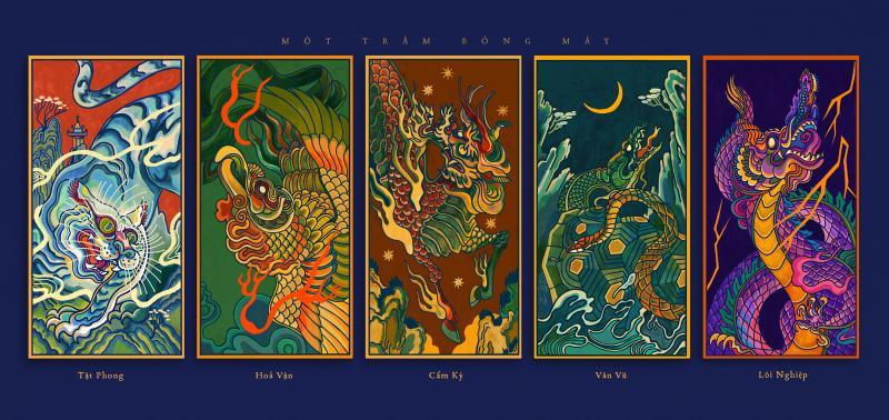 'Một Trăm Bóng Mây' - Kiến giải các yếu tố truyền thống trong dòng chảy văn hoá Việt Nam