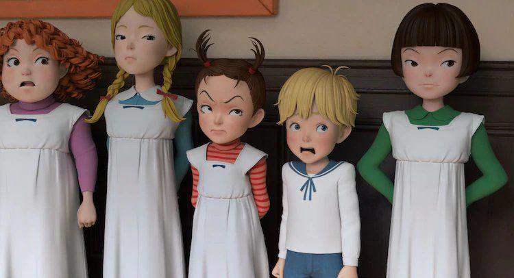 Ghibli Studio nhận về những phản ứng trái chiều xung quanh đoạn teaser của 'Earwig and the Witch'