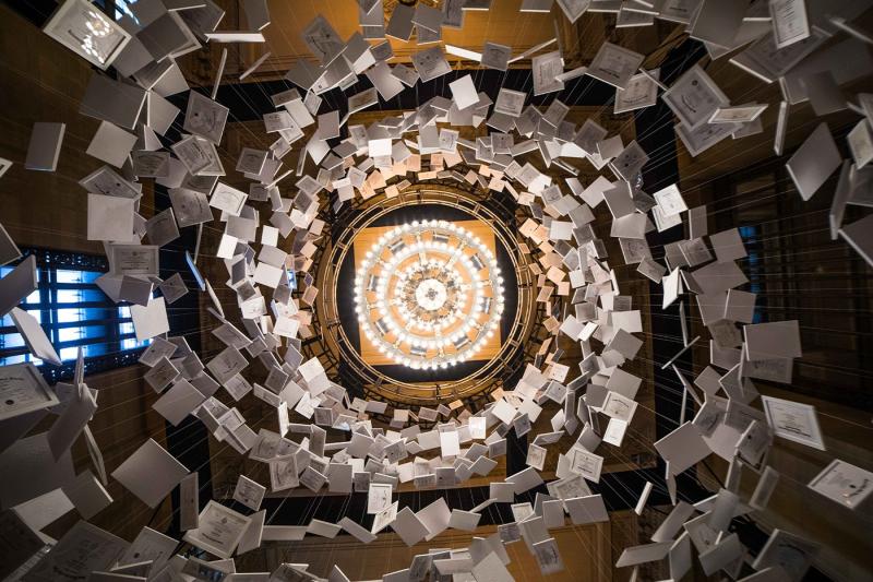 'Da Vinci of Debt' hiện là tác phẩm nghệ thuật đắt giá nhất thế giới với giá trị lên 470 triệu USD