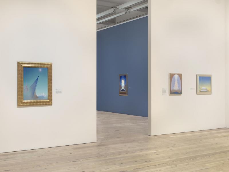 Agnes Pelton: 'Mọi tranh trừu tượng của tôi đều liên quan đến ánh sáng, vì ánh sáng là tất cả cuộc sống này.'