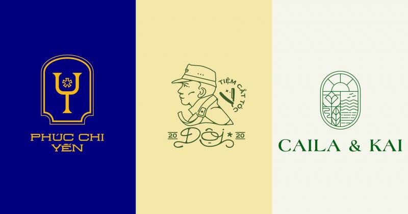 Logofolio 2020 của Cillgold: Sự biến hoá của phông chữ