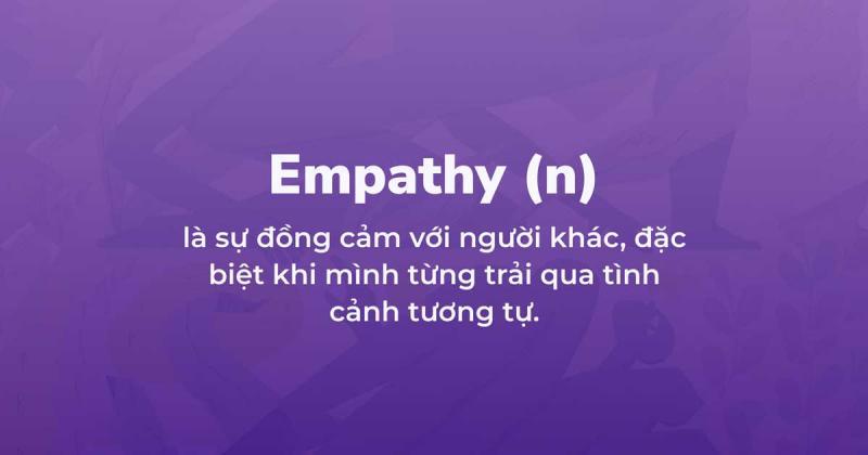 Empathy là gì và tại sao một sản phẩm lại cần nó đến thế?