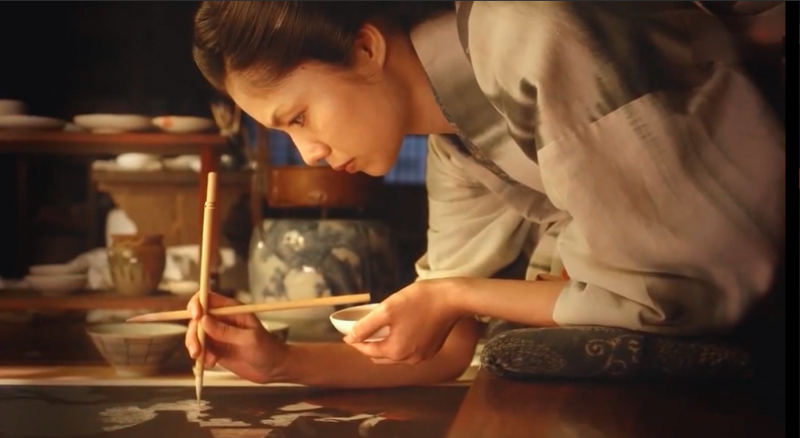 Katsushika Oi - Người con gái tài năng đằng sau tác phẩm của Hokusai