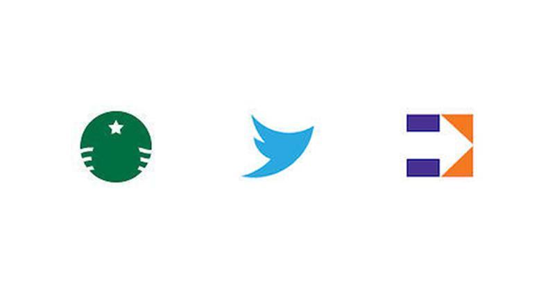 Bạn có thể xác định chính xác tên thương hiệu từ những logo cực kỳ tối giản này không?