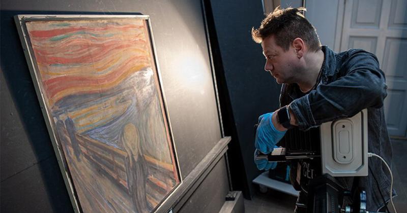 'Tiếng Thét' của Edvard Munch ẩn chứa một thông điệp bí mật - và cuối cùng chúng ta cũng biết là ai đã viết
