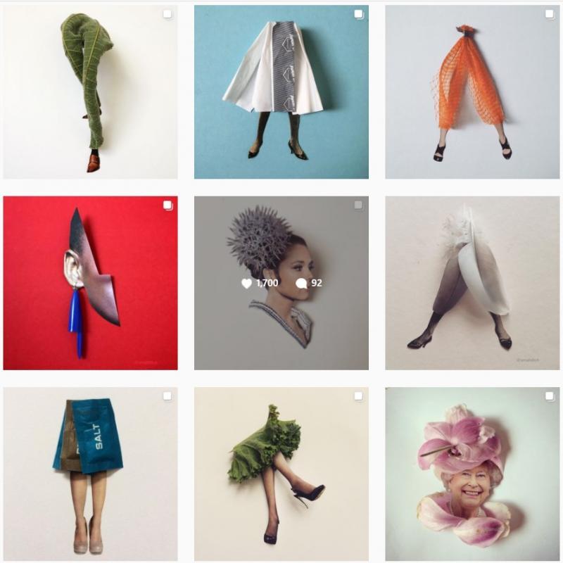Martha Haversham: Người thu nhặt Haute Couture từ vệ đường