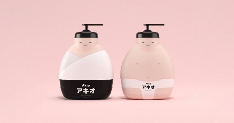 'Akio' - Giải pháp bao bì độc đáo dành cho các sản phẩm vệ sinh trẻ em