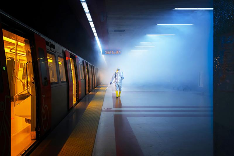 Những tấm ảnh thắng giải Sony World Photography Awards 2021