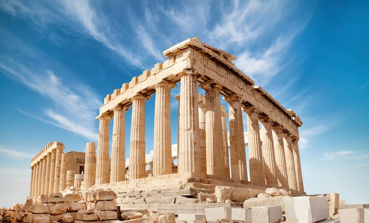 10 sự thật về đền Parthenon, biểu tượng của Hy Lạp cổ đại