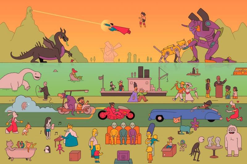 100 phân đoạn phim góp phần định hình nền công nghiệp hoạt họa (Phần 1)