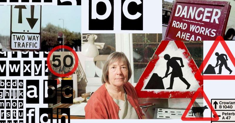 Margaret Calvert: Người phụ nữ đằng sau thiết kế những chiếc biển báo được ứng dụng khắp thế giới