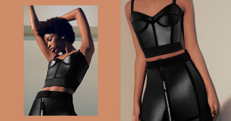 Bước tiến của thời trang bền vững: Trang phục đầu tiên trên thế giới làm từ 'da nấm'