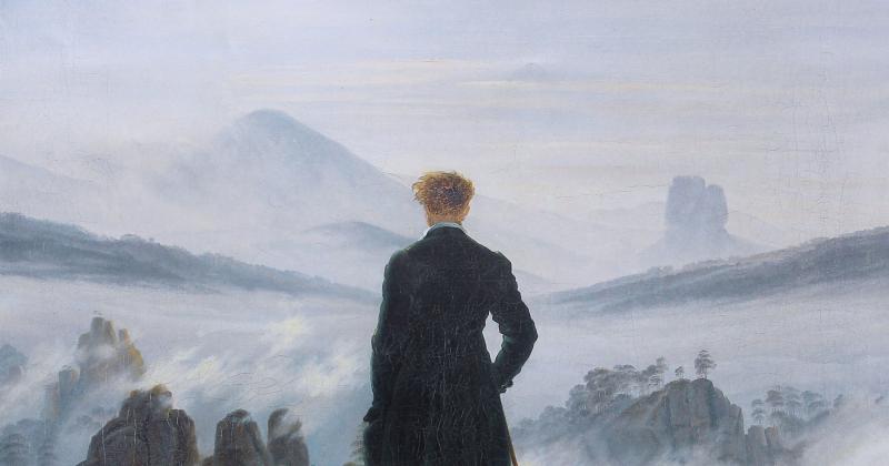 /Tách Lớp/ Wanderer above the Sea of Fog - Chọn sự tĩnh lặng để hiểu rõ bản thân