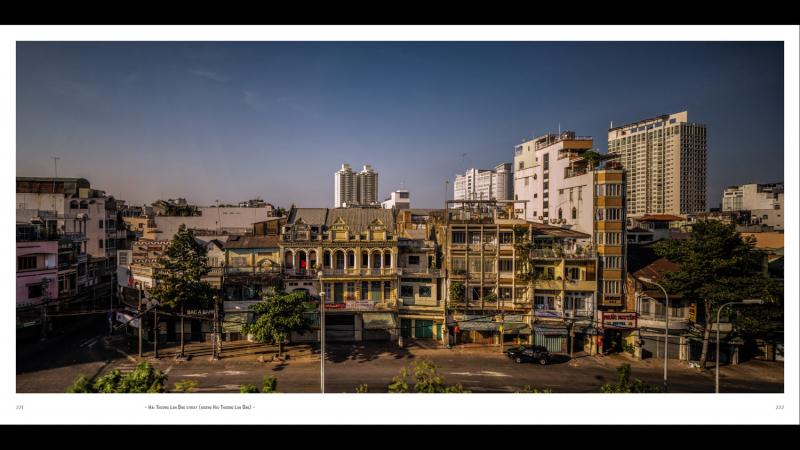 Chân dung kiến trúc Sài Gòn qua ống kính nhiếp ảnh gia Alexandre Garel