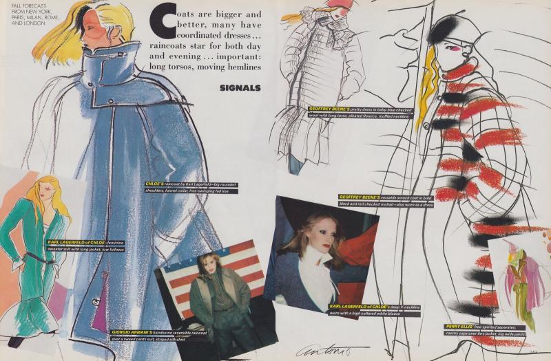 Thăng trầm của ngành vẽ minh họa thời trang qua 4 thế kỷ