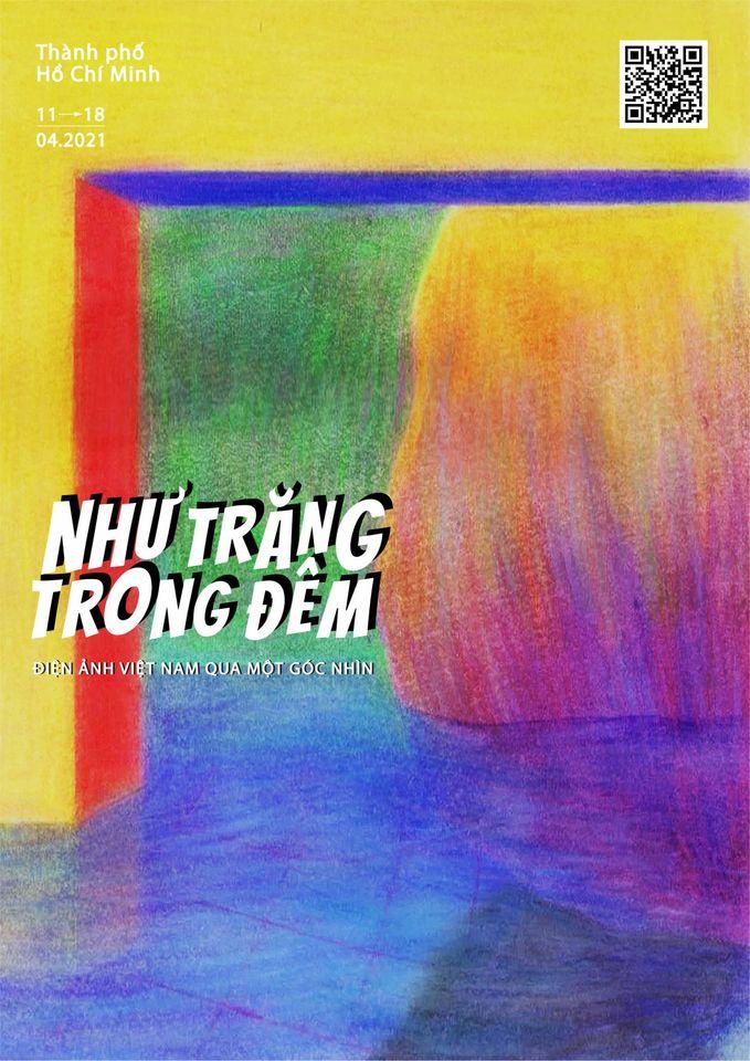 """Tuần lễ phim 2021 """"Như trăng trong đêm"""": Điện ảnh Việt Nam qua một góc nhìn"""